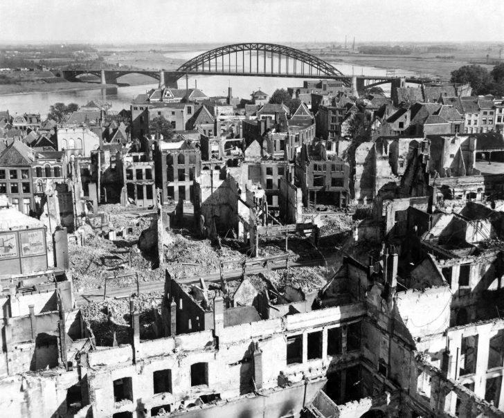 Nijmegen destruction