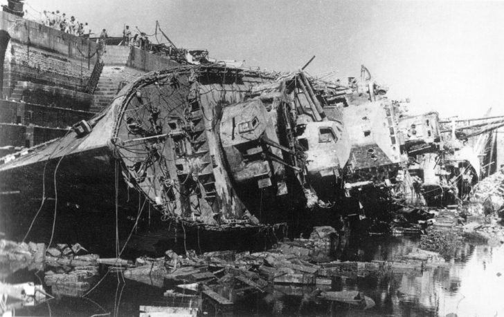destroyer Kingston