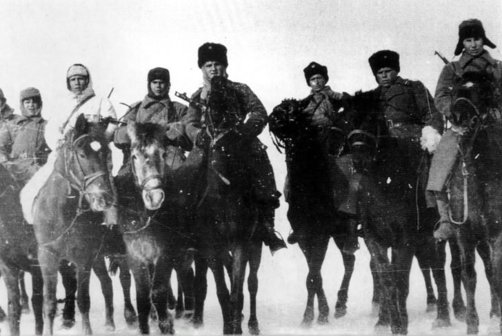 Cossacks from the Wehrmacht