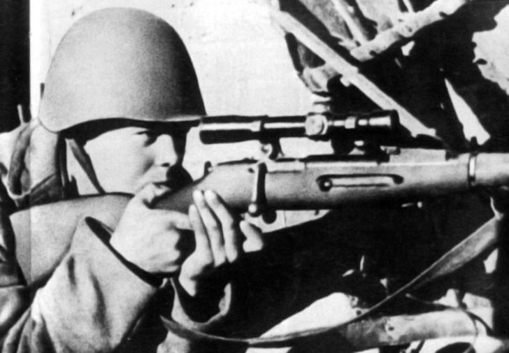 Sniper A. Chekhov