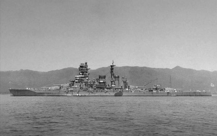 Kirishima battleship