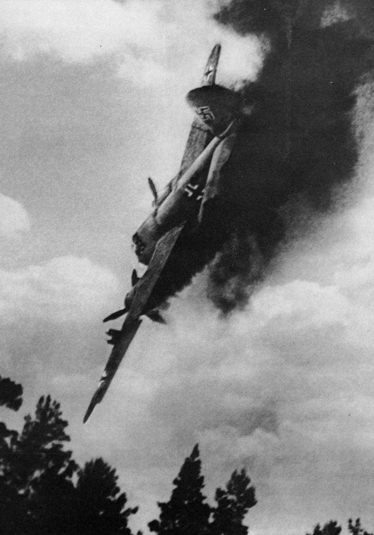 Junkers Ju-88 Bomber