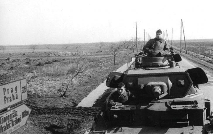 Panzer IV medium tank