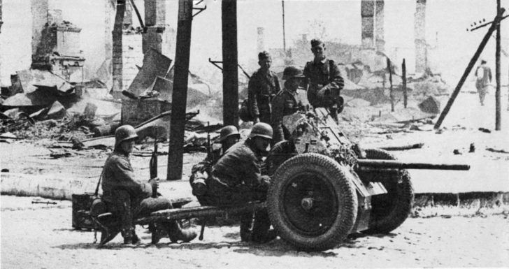 PaK 35/36 anti-tank gun