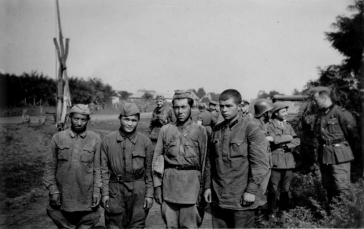 Prisoners of the Red Army