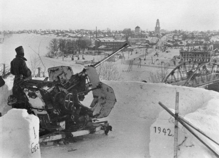 FlaK 37 anti-aircraft gun