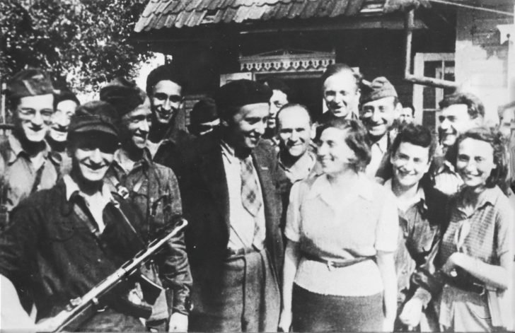 Jewish partisans, Ilya Ehrenburg