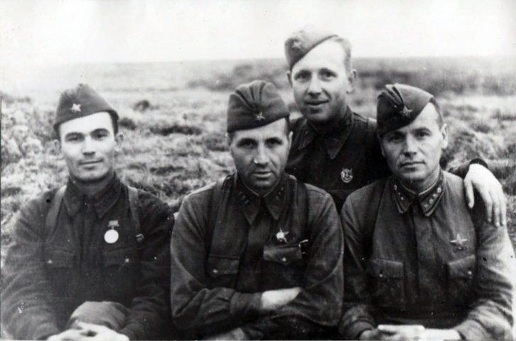 Commissar Fedor Korensky