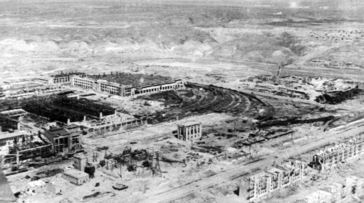 Stalingrad Tractor Plant