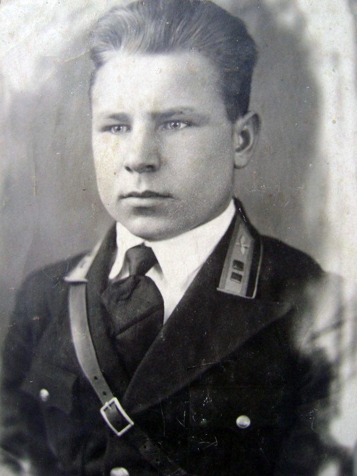 navigator Nikolay Gusev