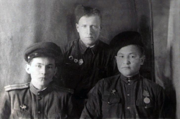 Lieutenant Zhumabek Beisebayev