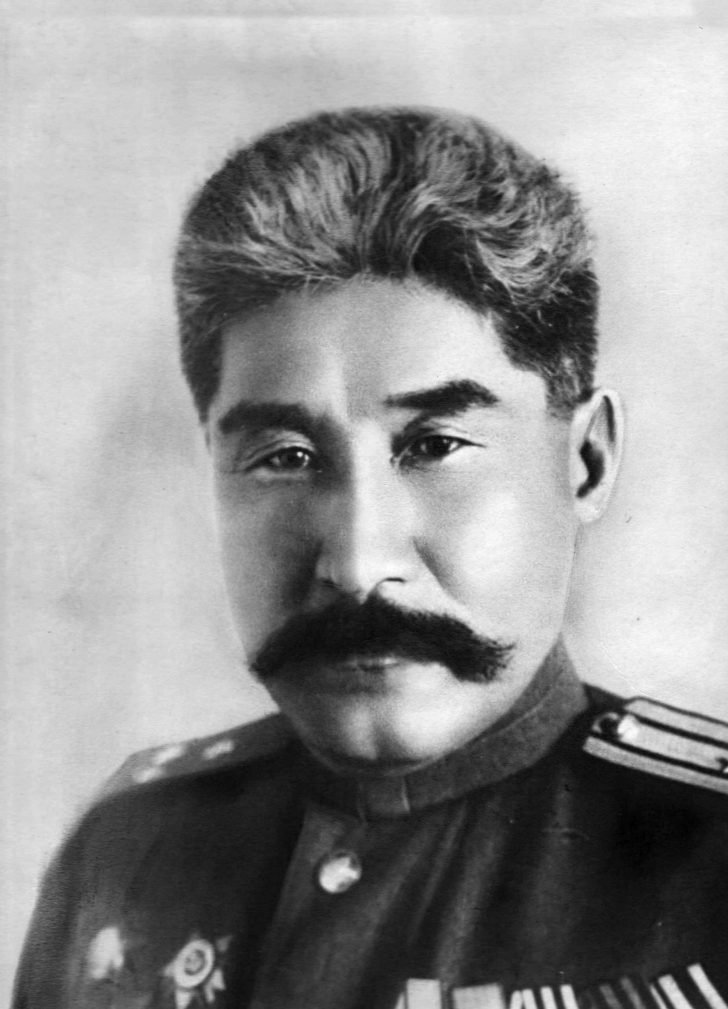 Colonel Mukhamedzhan Nurgaliyev