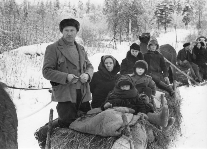 Finnish civilians