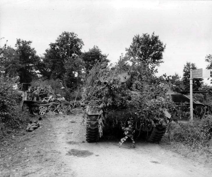 M10, M4 Sherman
