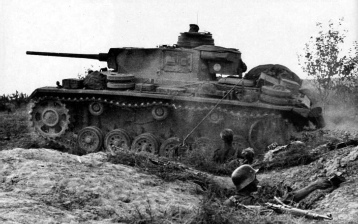 Panzer III Ausf. J