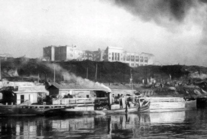 Salt Wharf of Stalingrad