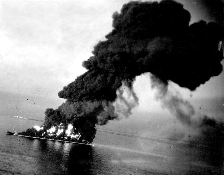 Sassnitz tanker