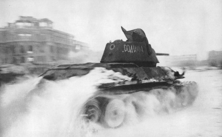 T-34 Homeland