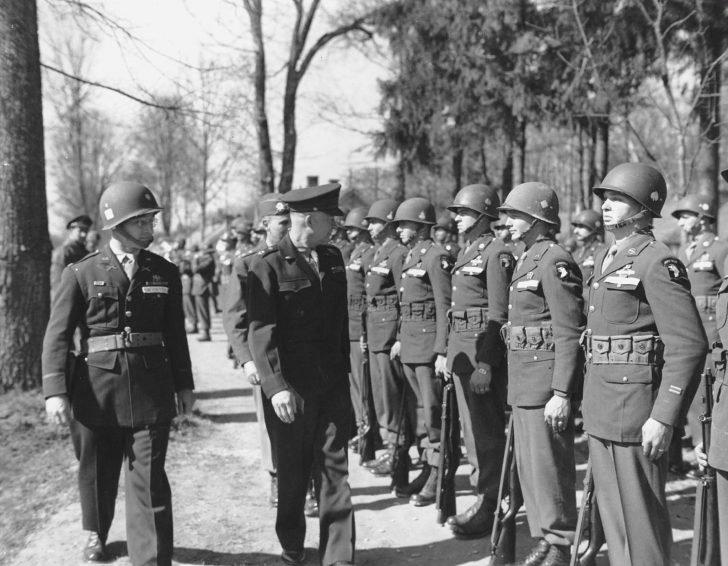 Dwight Eisenhower, 101st Airborne Division