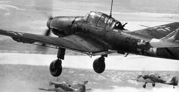 Junkers Ju-87D-5