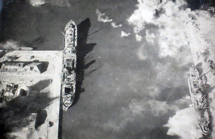 German ships