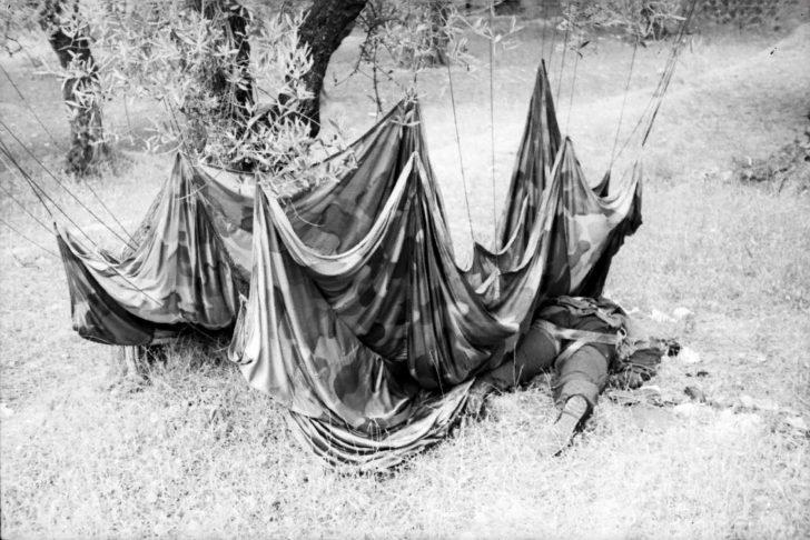 Luftlandeschlacht um Kreta