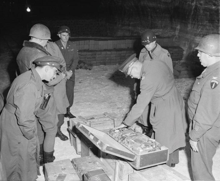 Merkers-Kieselbach salt mine