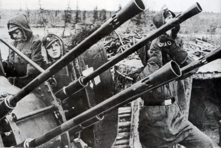 FlaK 38 anti-aircraft gun
