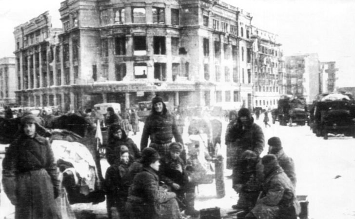 Central Department Store of Stalingrad
