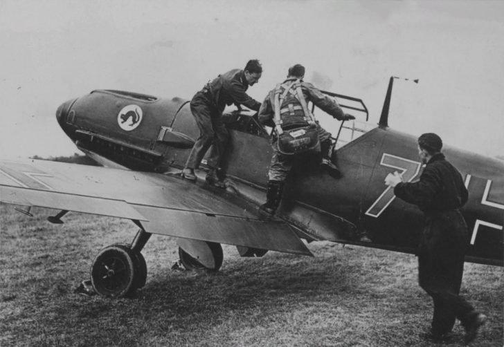 Werner Molders, Messerschmitt BF.109E
