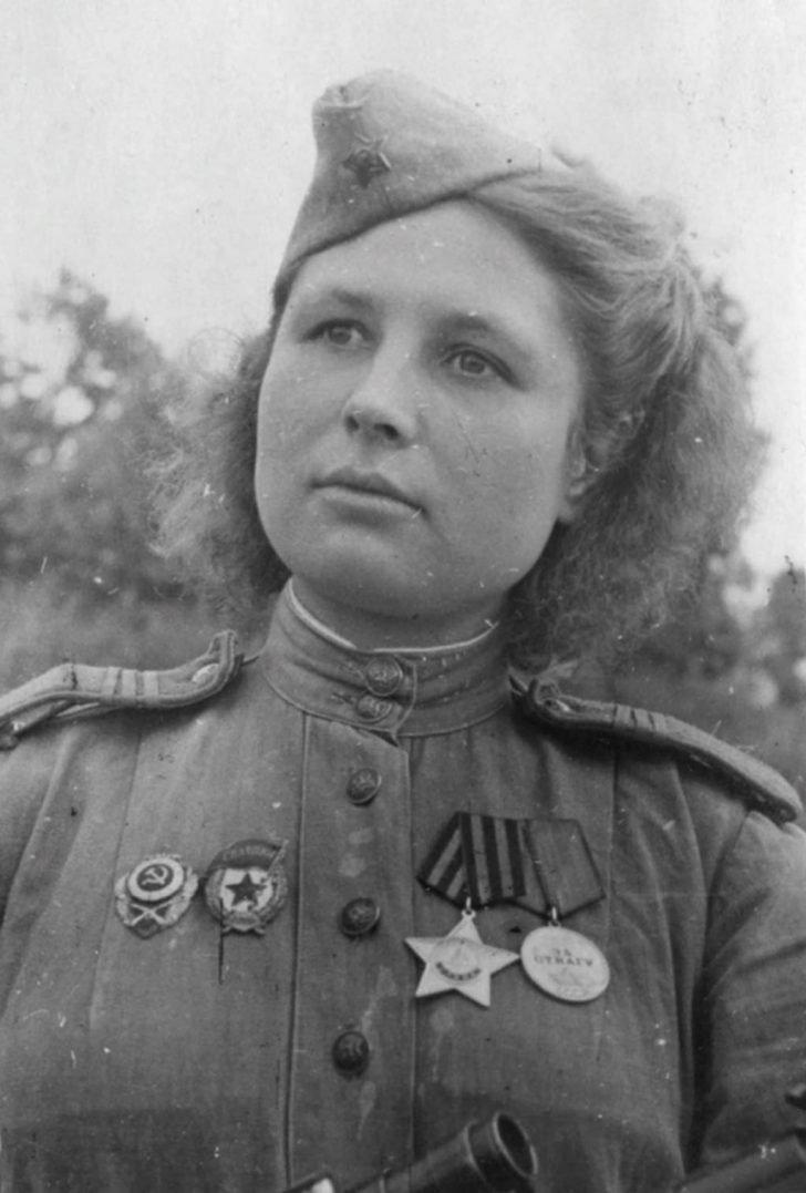 Sergeant Yulia Belousov