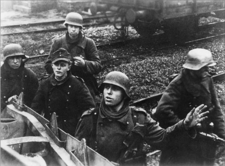 German Grenadiers