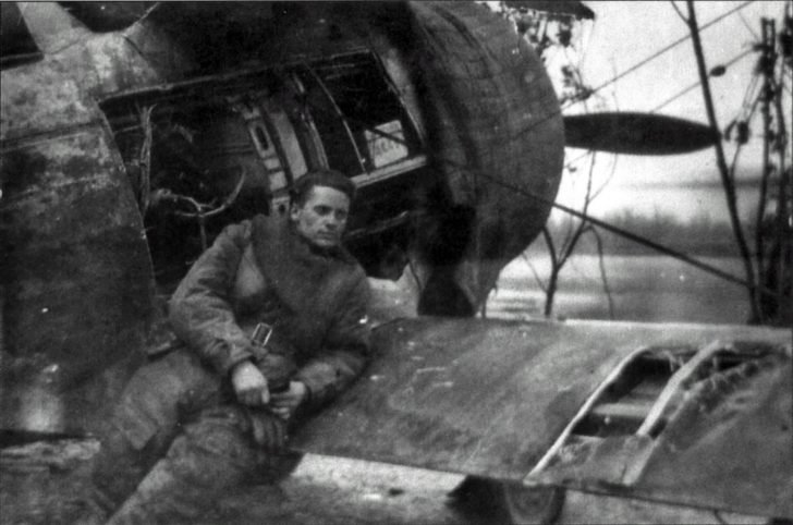 I-153 aircraft