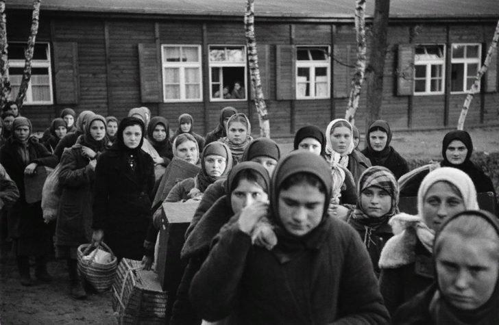 Russian women in Nazi Germany