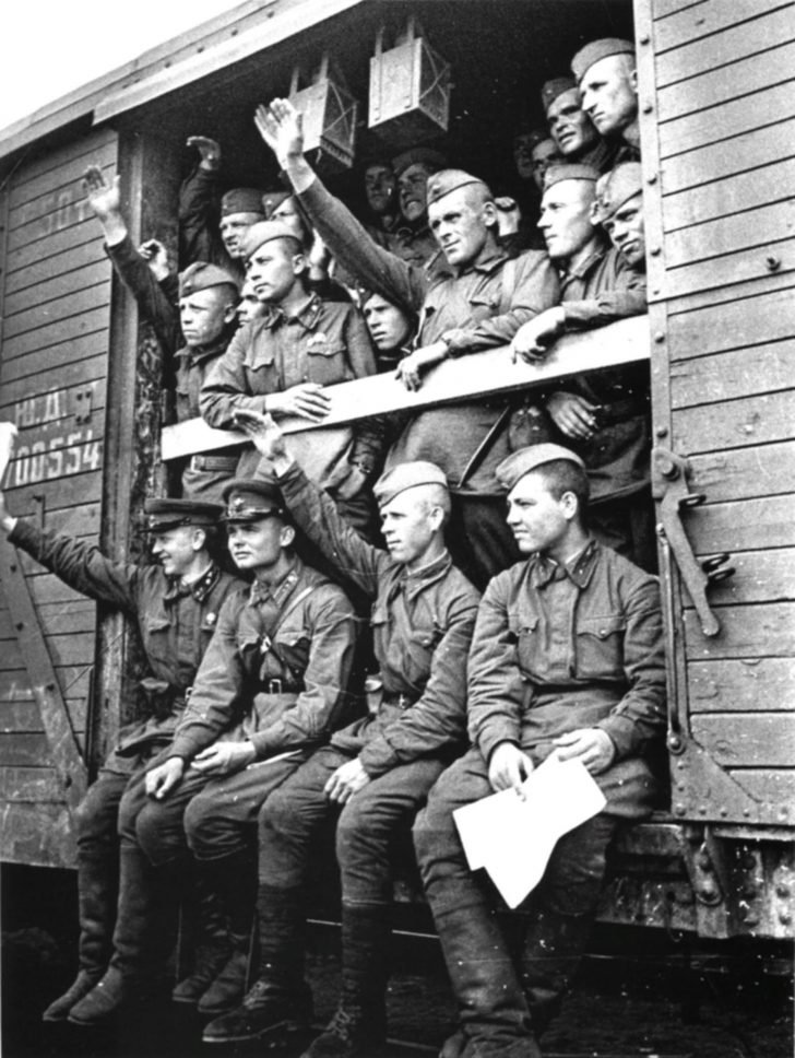 Red Army in June 1941