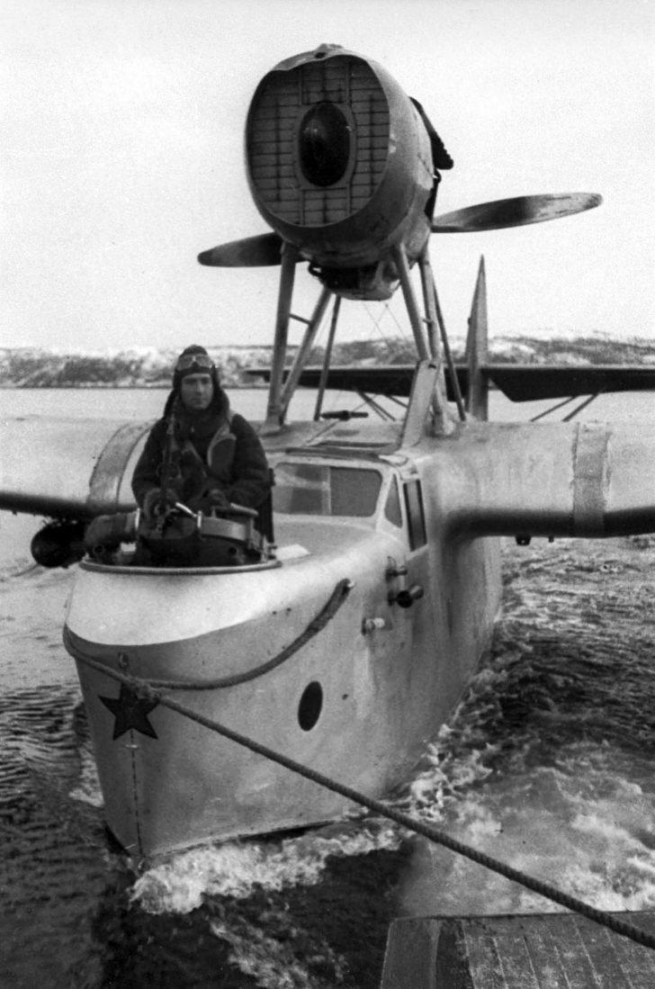 MBR-2 flying boat