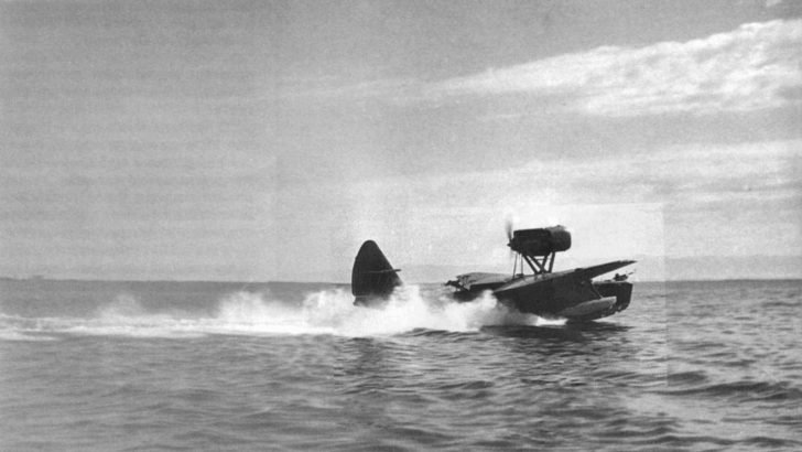 MBR-2 Flying boat
