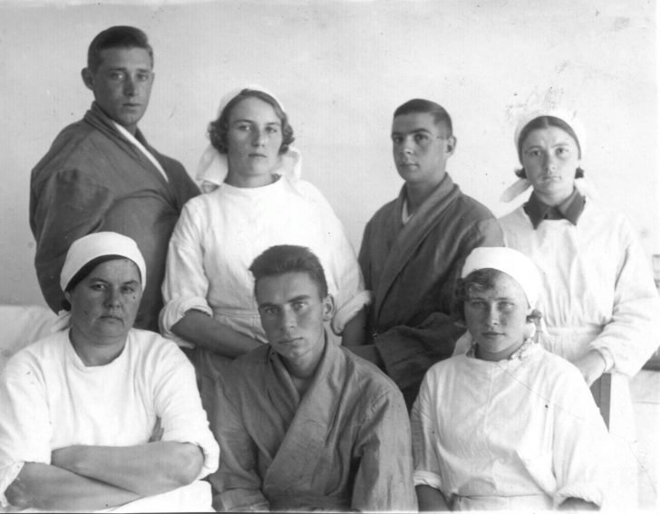 Soviet military hospital