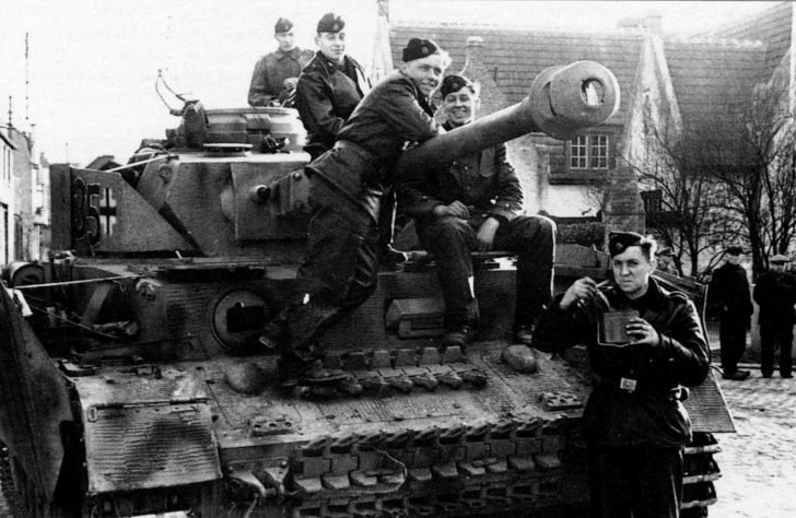 Pz.Kpfw. IV Ausf J