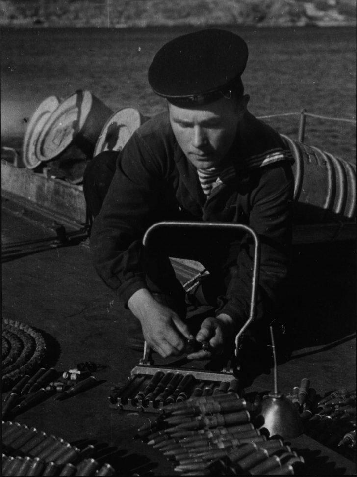 Sailor M. Cherepanov