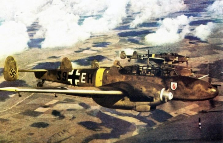 Messerschmitt Me-110
