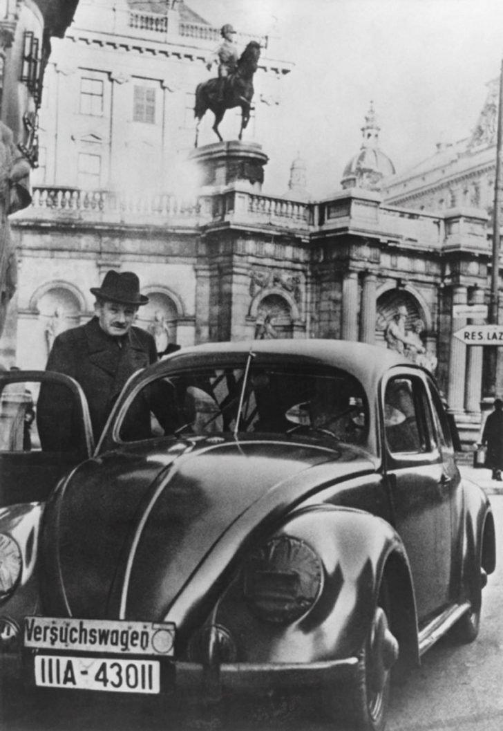 Ferdinand Porsche, Volkswagen-38