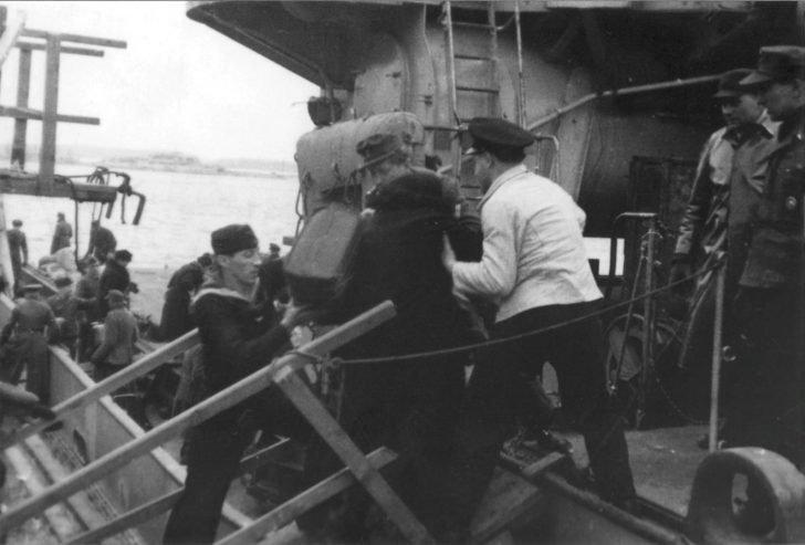ship Hans Albrecht Wede