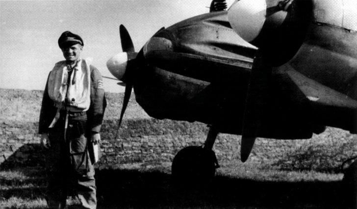 Ober-lt. Rudolf-Heinz Ruffer