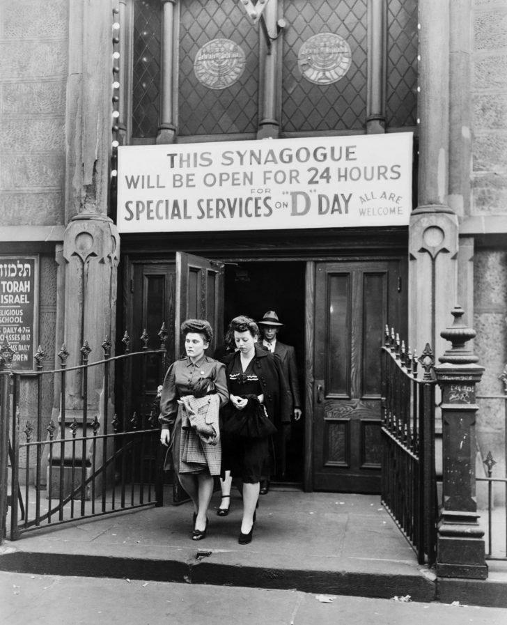 New York synagogue