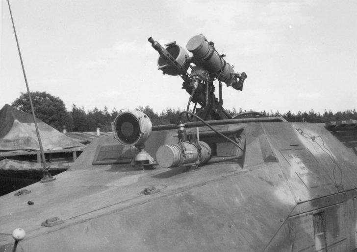 Sd.Kfz.251/20 Falke