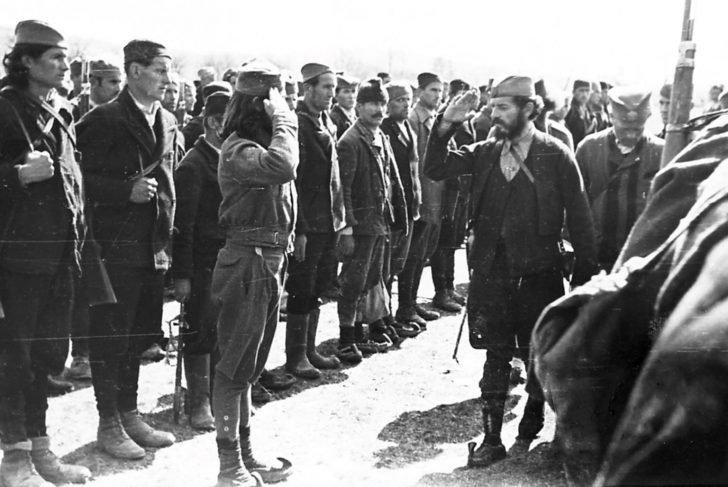 Chetnik Corps Commander