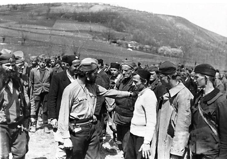 Yugoslav Chetniks
