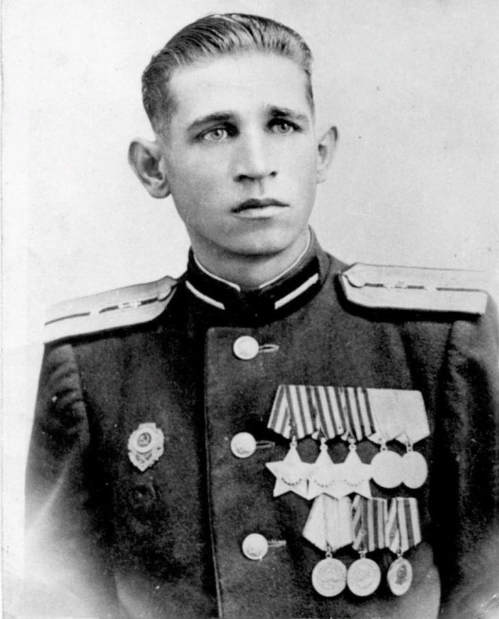 scout Ivan Krachevsky
