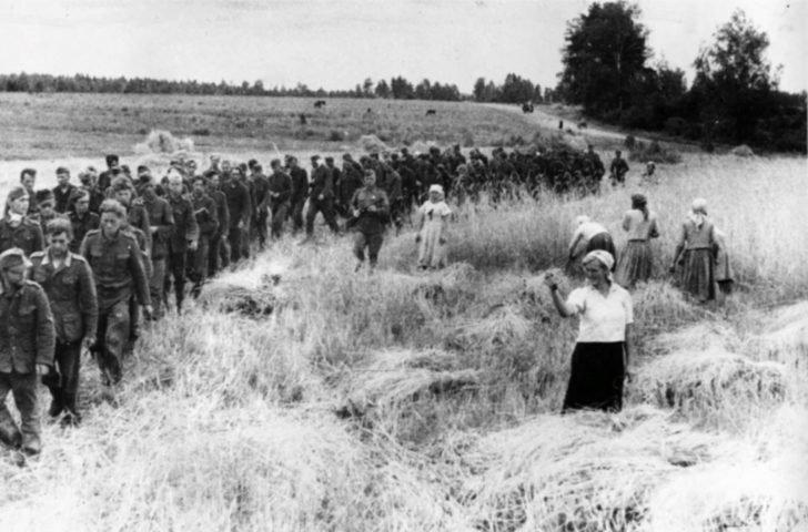 German prisoner of war